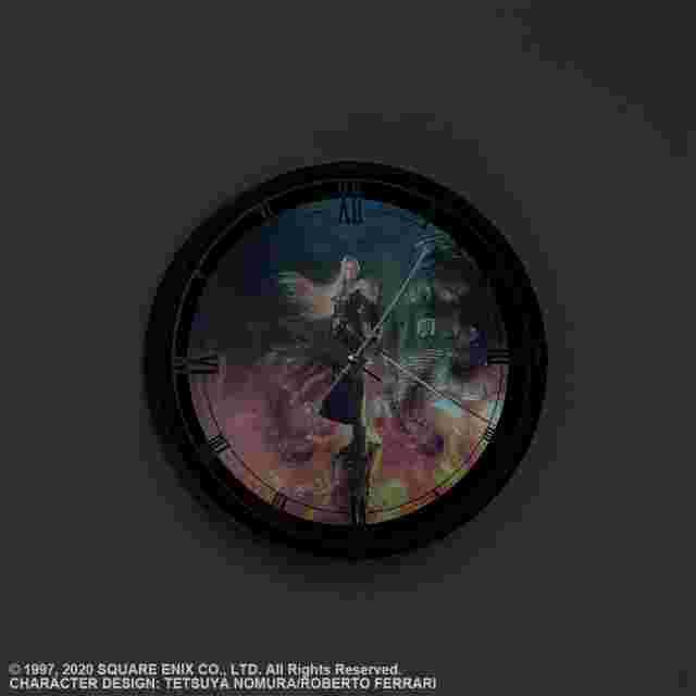 Screenshot for the game FINAL FANTASY® VII REMAKE MELODY CLOCK - SEPHIROTH MODEL