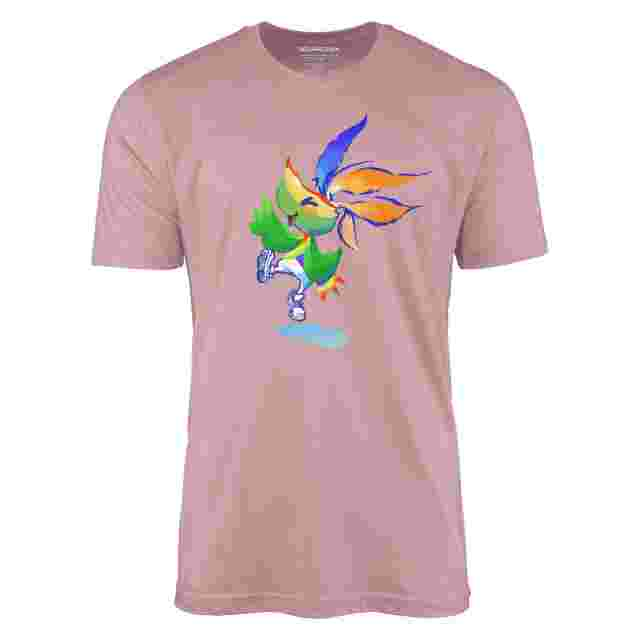 Screenshot for the game SQUARE ENIX PRIDE MASCOT Limited T-Shirt for Charity - Orchid (S)
