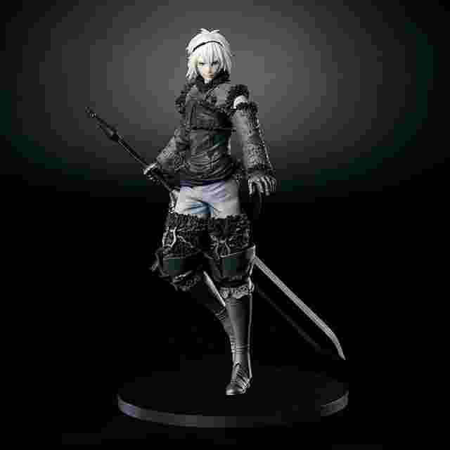 Screenshot for the game NieR Replicant ver.1.22474487139... Statuette - ADULT PROTAGONIST [FIGURE]
