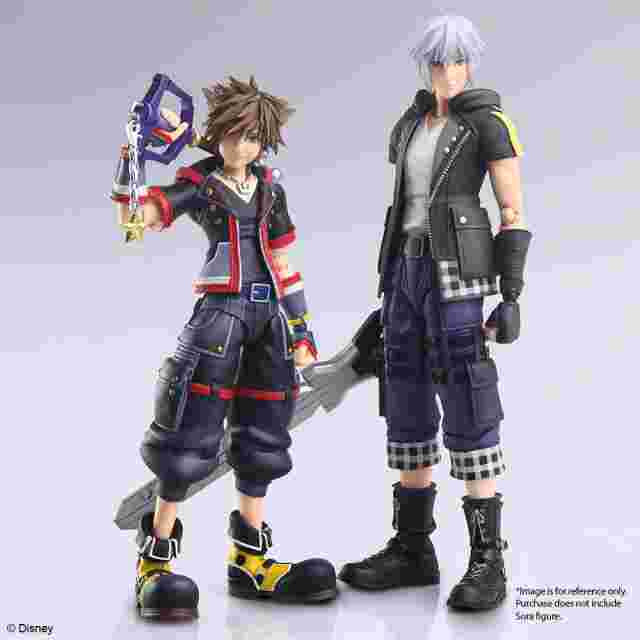 Screenshot for the game KINGDOM HEARTS III BRING ARTS SORA VER. 2 [ACTION FIGURE]