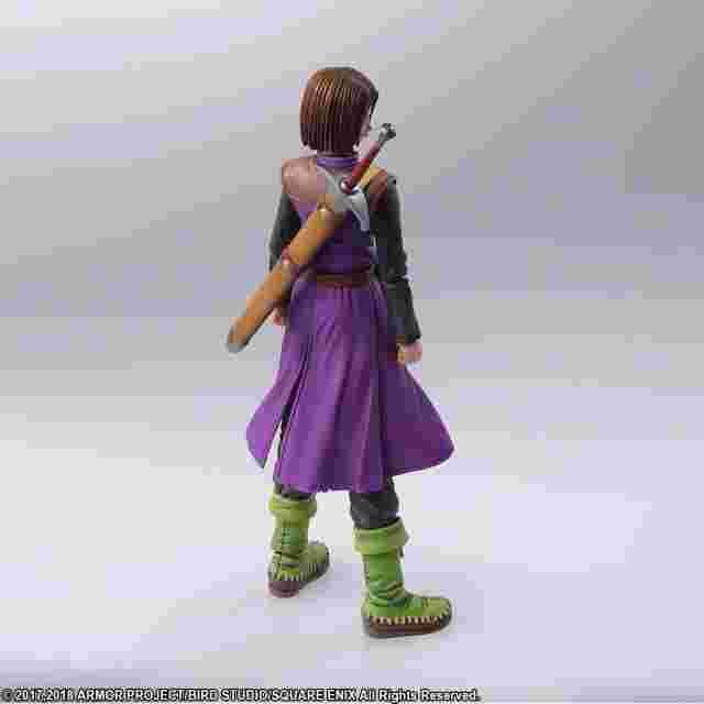 Screenshot for the game DRAGON QUEST ® XI: Echoes of an Elusive Age™ BRING ARTS™ The Luminary Limited Metal Slime Ver.