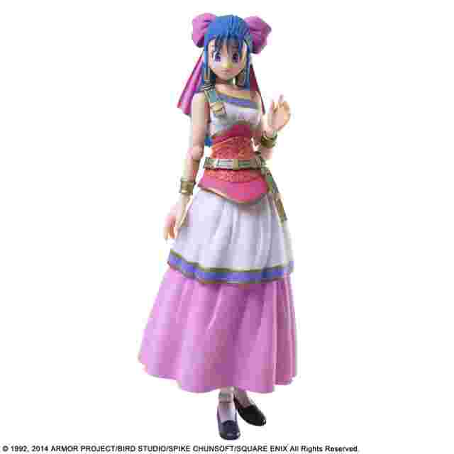 Screenshot for the game DRAGON QUEST®V: Hand of the Heavenly Bride™ BRING ARTS™ Nera [ACTION FIGURE]