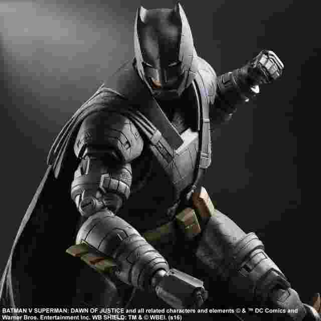 Screenshot for the game Batman v Superman: Dawn of Justice - Armored Batman