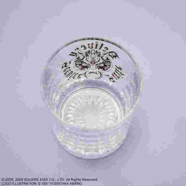 Screenshot for the game FINAL FANTASY VII ADVENT CHILDREN Glass & Coaster Set