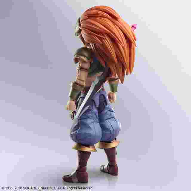 Captura de pantalla del juego TRIALS OF MANA BRING ARTS ACTION FIGURE - DURAN & ANGELA