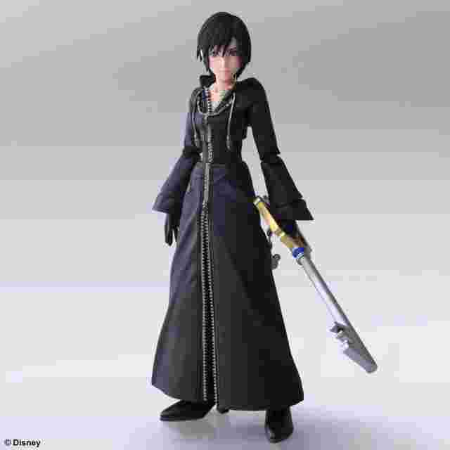 Capture d'écran du jeu KINGDOM HEARTS III BRING ARTS - XION