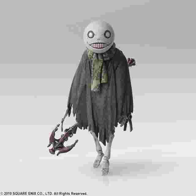 Screenshot for the game NieR Replicant BRING ARTS Nier & Emil Set