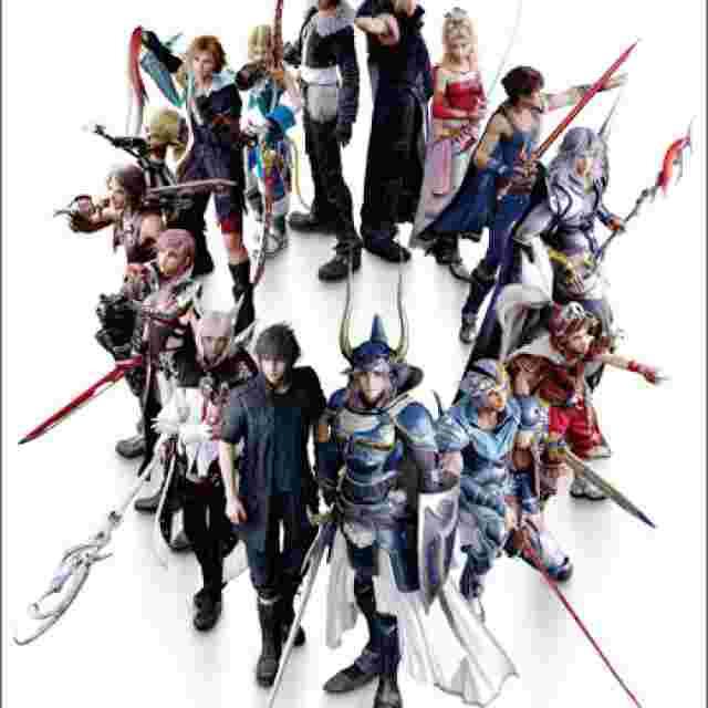 Screenshot des Spiels DISSIDIA FINAL FANTASY NT Original Soundtrack [Blu-ray]