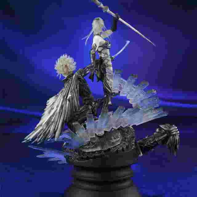 Screenshot for the game FINAL FANTASY XIV MEISTER QUALITY FIGURE - Omega [FIGURINE]