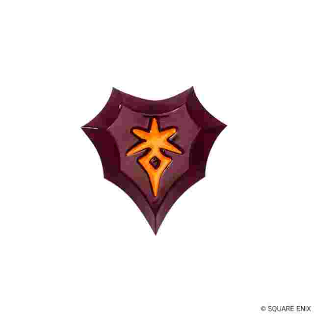 Screenshot for the game FINAL FANTASY XIV Acrylic Job Magnet - Dark Knight