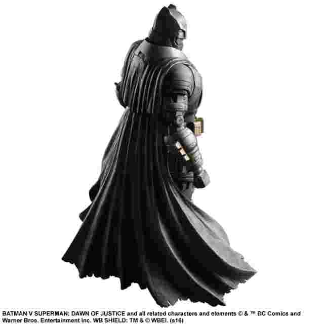 Captura de pantalla del juego Figurine Batman v Superman: Dawn of Justice Play Arts Kai [Armored Batman]