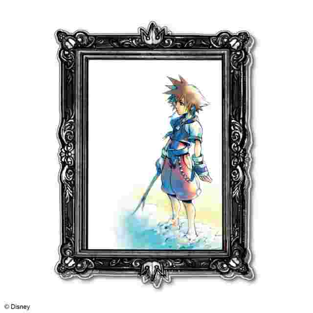 Screenshot for the game KINGDOM HEARTS Acrylic Magnet Gallery Vol.1 (BLIND BOX SET OF 10)