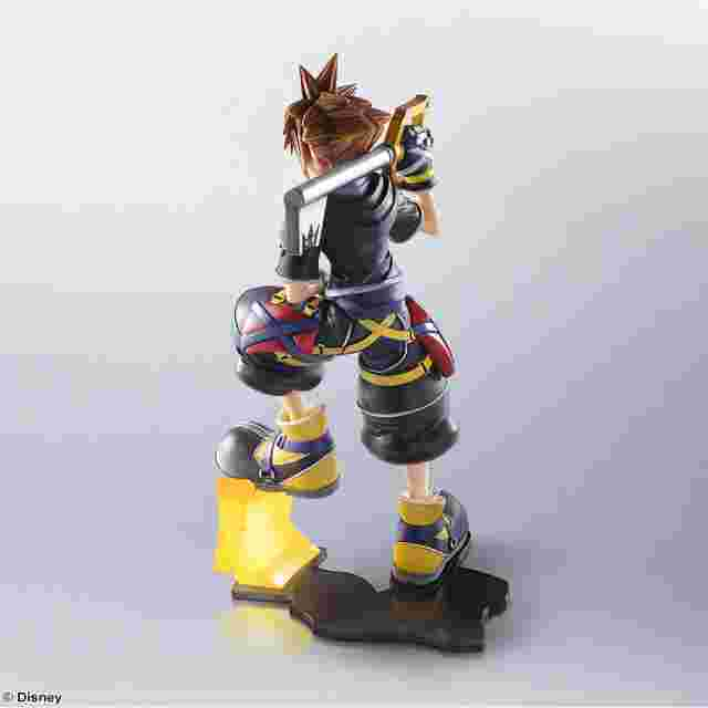 Screenshot des Spiels Figurine Static Arts Gallery Kingdom Hearts II [Sora]