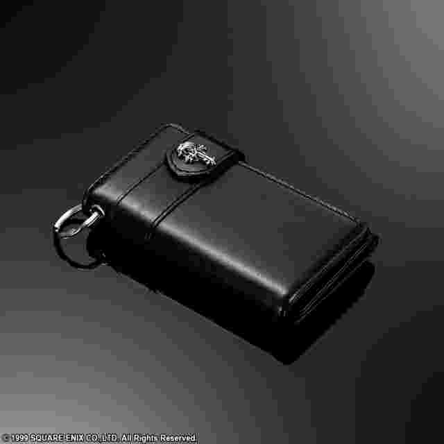 Screenshot des Spiels FINAL FANTASY VIII Leather Key Case Wallet - SLEEPING LIONHEART