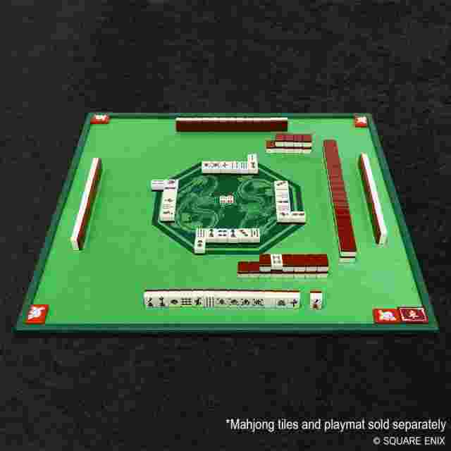 Screenshot for the game FINAL FANTASY® XIV: Doman Mahjong Mat