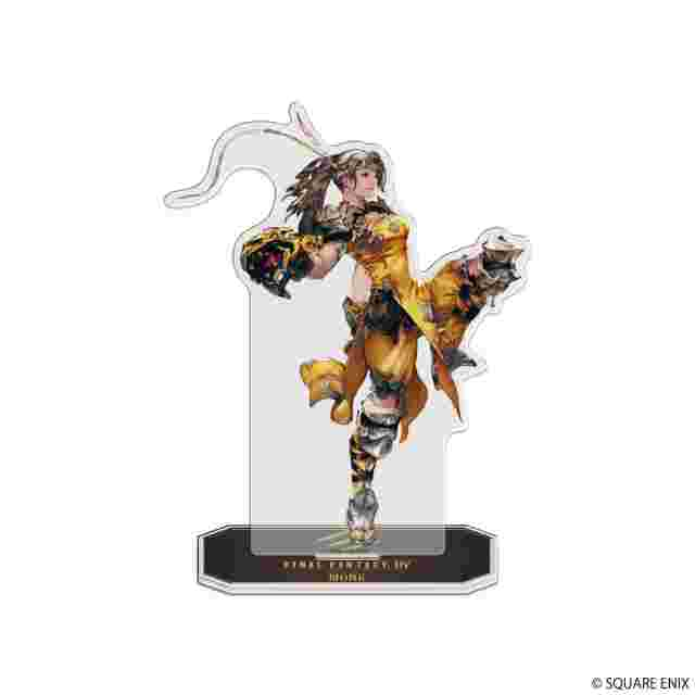 Screenshot for the game FINAL FANTASY XIV Acrylic Job Stand - Monk
