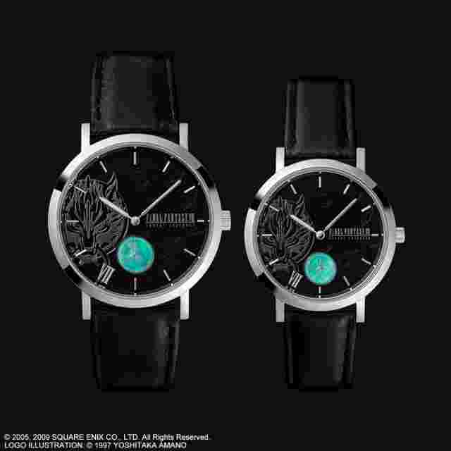 Captura de pantalla del juego FINAL FANTASY VII ADVENT CHILDREN WATCH - MODEL 39MM LIMITED EDITION