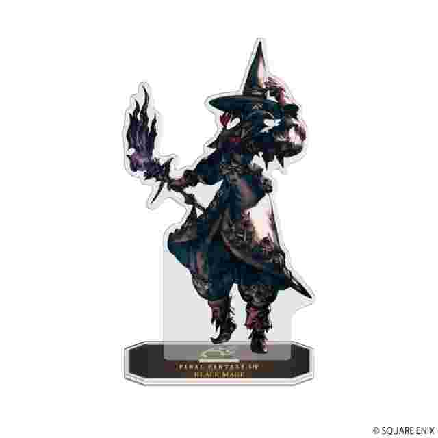 Screenshot for the game FINAL FANTASY XIV Acrylic Job Stand - Black Mage