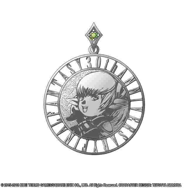 Screenshot des Spiels DISSIDIA FINAL FANTASY Silver Coin Pendant – SHANTOTTO