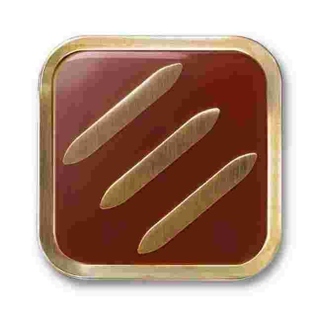 Captura de pantalla del juego FINAL FANTASY XIV Job Pin - Monk