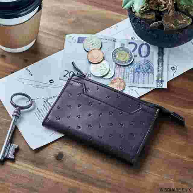 Screenshot for the game FINAL FANTASY XIV Compact Wallet - Job Icons