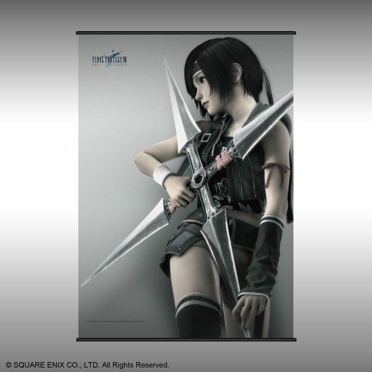 Final Fantasy VII Advent Children Yuffie Kisaragi