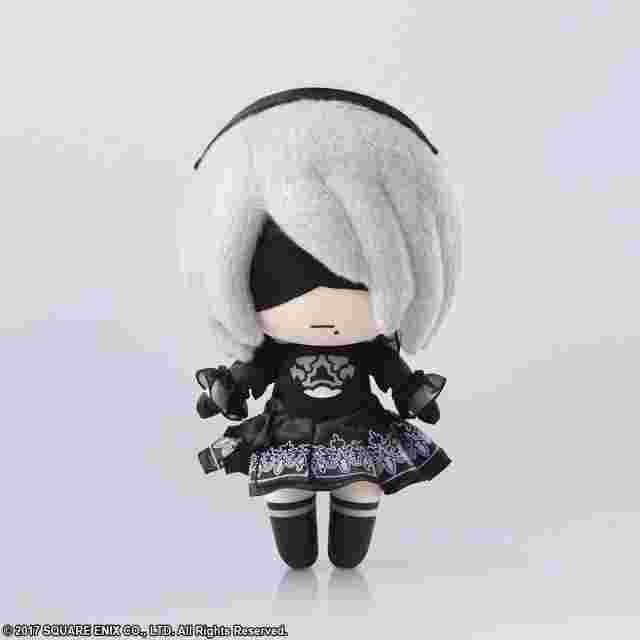 Screenshot des Spiels Nier:Automata mini Plush - 2B