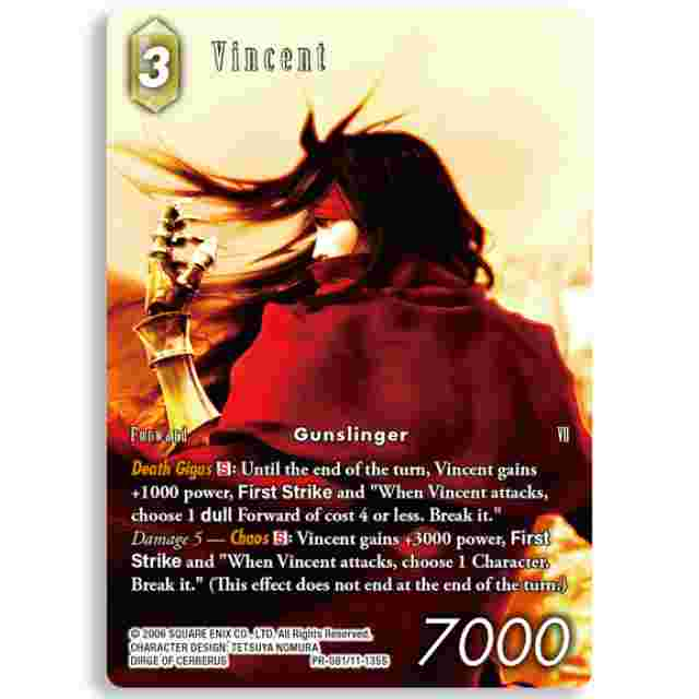 Screenshot for the game FINAL FANTASY TRADING CARD GAME: TRIPLE DECK BOX [FFTCG]