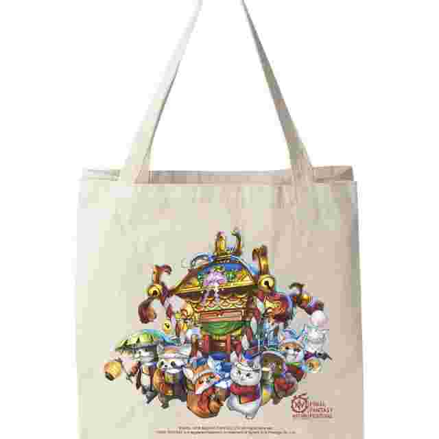 Screenshot for the game FINAL FANTASY XIV FAN FEST 2018 CANVAS TOTE