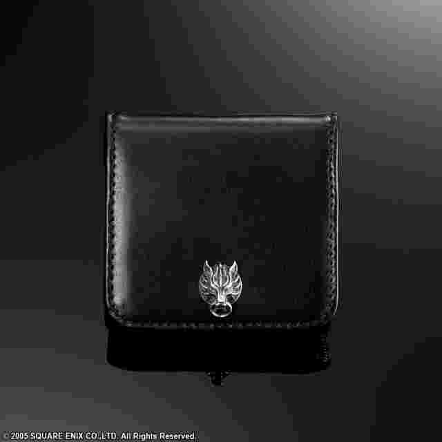 cattura di schermo del gioco FINAL FANTASY VII: Advent Children Leather Coin Pouch - Cloudy Wolf