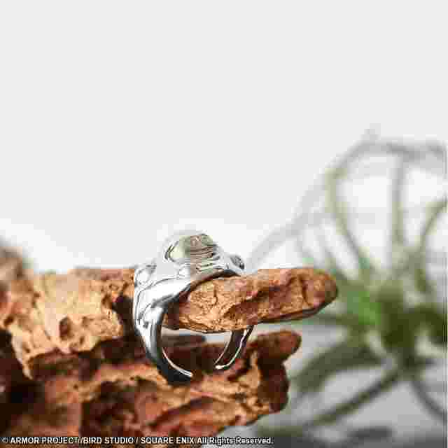 Screenshot for the game DRAGON QUEST SILVER RING METAL SLIME -SIZE 10.25- [JEWELRY]