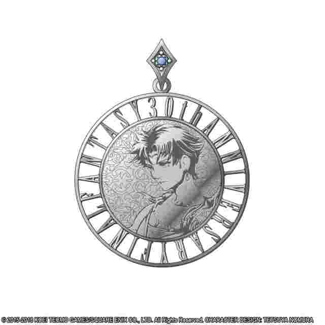 Screenshot for the game DISSIDIA FINAL FANTASY Silver Coin Pendant - BARTZ KLAUSER