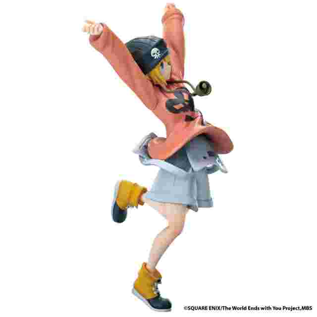 Screenshot for the game The World Ends with You The Animation Figure - RHYME [FIGURE]