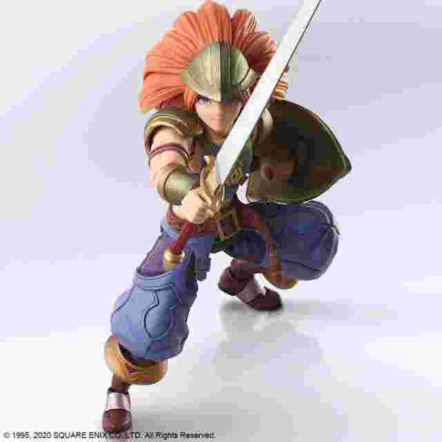 Screenshot for the game Trials of Mana BRING ARTS™ Action Figure DURAN & ANGELA