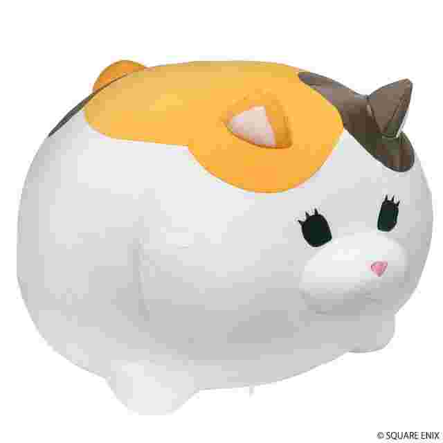 cattura di schermo del gioco FINAL FANTASY XIV GIANT CUSHION - FAT CAT