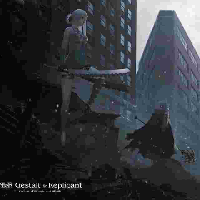 Screenshot for the game NIER GESTALT & REPLICANT ORCHESTRAL ARRANGEMENT ALBUM [CD]