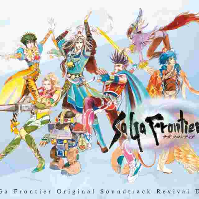 Screenshot for the game SaGa Frontier Original Soundtrack Revival Disc [BLU-RAY]