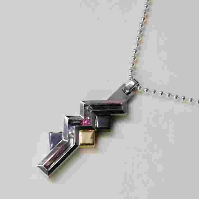 Screenshot for the game FINAL FANTASY® XIII SILVER PENDANT - LIGHTNING [Jewelry]