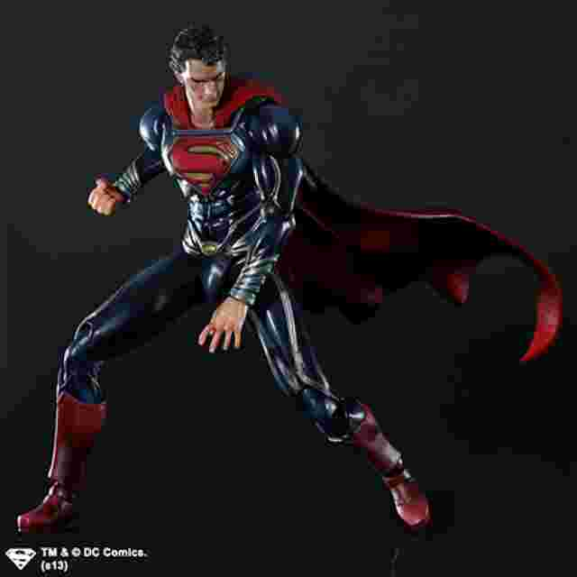 Screenshot des Spiels MAN OF STEEL PLAY ARTS KAI [Superman]