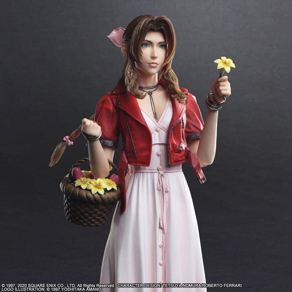 Lot of Coca Cola Final Fantasy VII #2 Aerith #8 Rinoa Figure * NEW