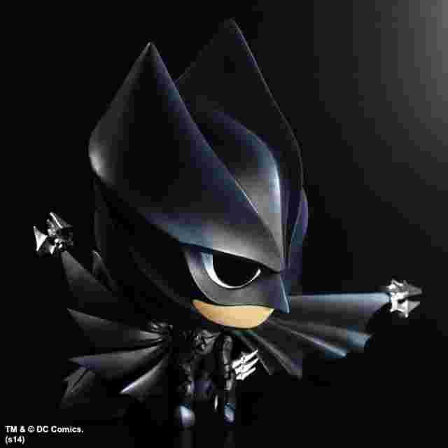 Capture d'écran du jeu DC Comics VARIANT STATIC ARTS mini [Batman]