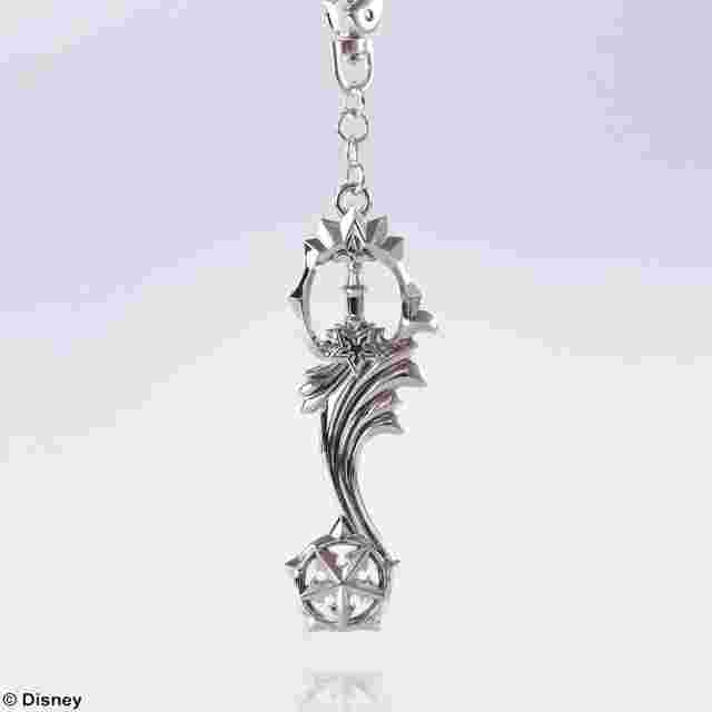 Screenshot for the game KINGDOM HEARTS KEYBLADE KEYCHAIN SHOOTING STAR