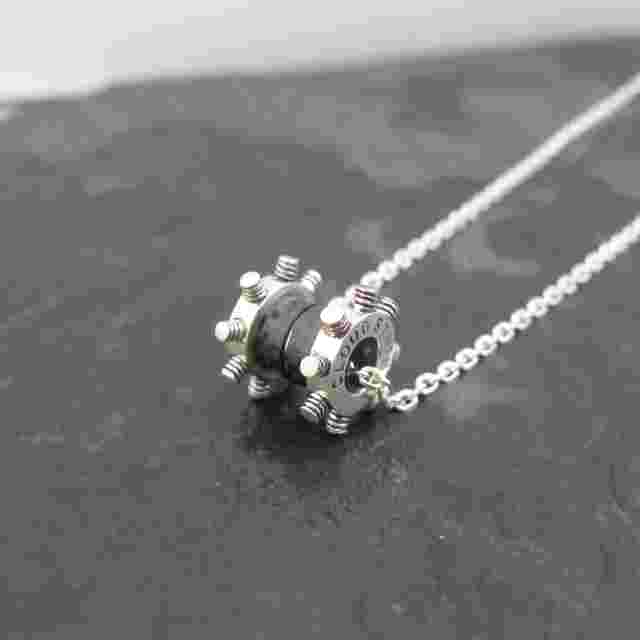 Screenshot for the game FINAL FANTASY VII SILVER PENDANT [CLOUD STRIFE]
