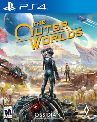 The Outer Worlds - PlayStation®4