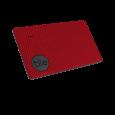 Ruby Red Slim, set van 1