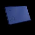 Azurite Blue Slim Einzelpack