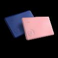 Azurite Blue and Rose Pink Slim, set van 2
