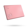 Rose Pink Slim 1-Pack