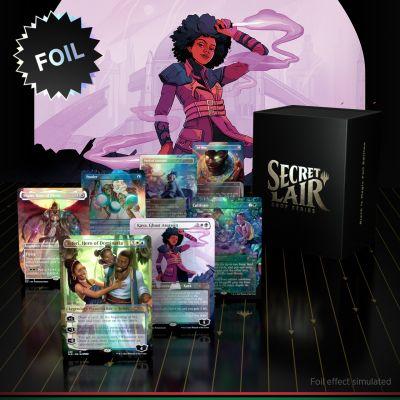 Black Is Magic - Foil Edition