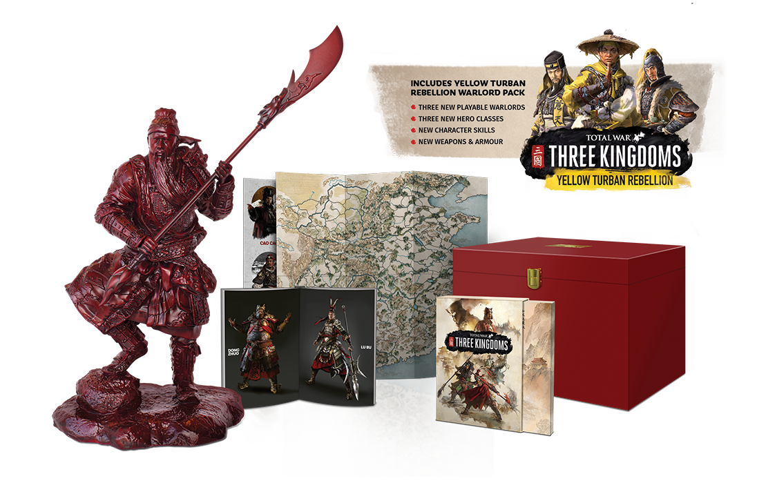 TOTAL WAR: THREE KINGDOMS Collector's Edition